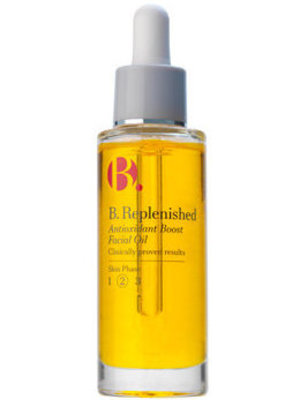 B. Replenished Antioxidant Boost Facial Oil