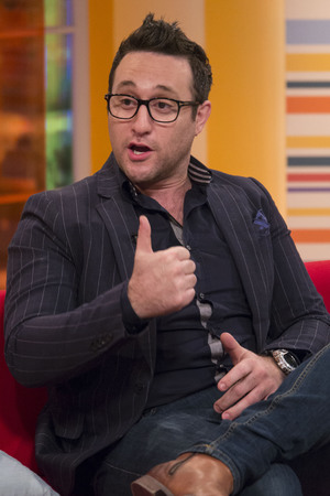 'Daybreak' TV Programme, London, Britain. - 13 Jan 2014 Antony Costa