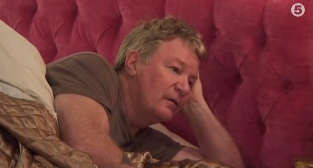 Celebrity Big Brother - Jim Davidson issues an apology to Linda Nolan. (17 January 2014).