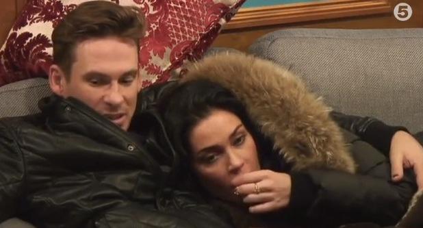 Celebrity Big Brother: Lee Ryan rants to Jasmine Waltz about fake nomination twist