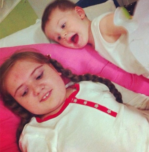 Coleen Rooney Sister Coleen Rooney Shares Touching