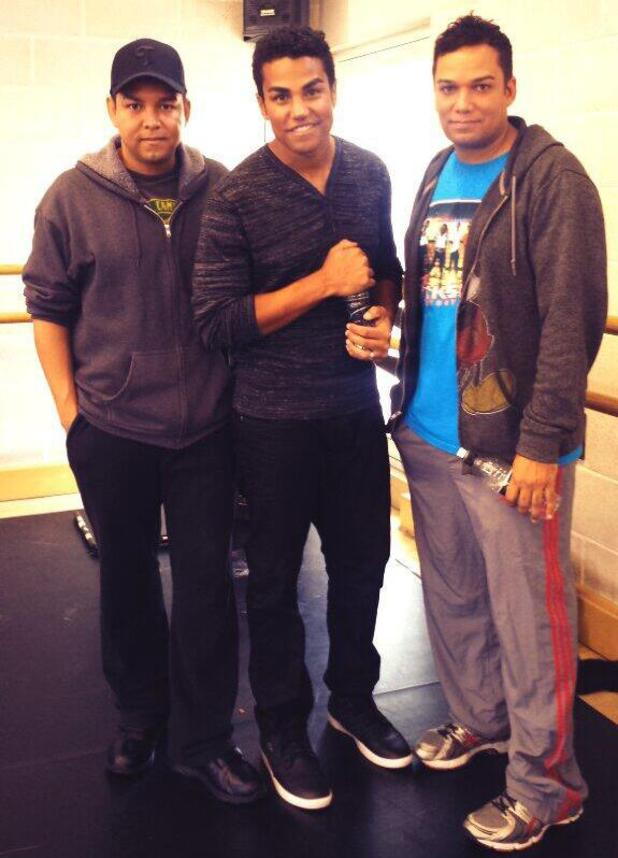 Big Reunion 2014 - first group rehearsals - 3T