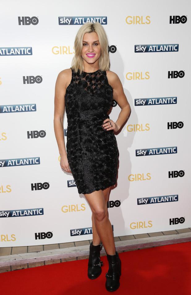 Ashley Roberts at Girls premiere