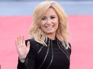 Demi Lovato at the MuchMusicAwards, Canada, June 2013