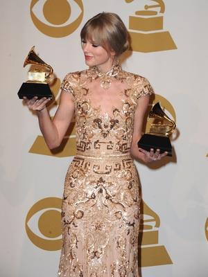 The Grammys, Taylor Swift, 4Music, Mon 27 Jan