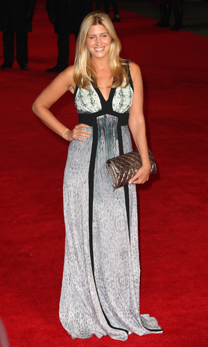 The European Premiere of Jack Ryan: Shadow Recruit held at the Vue Leicester Square, London - 20.1.2014 Cheska Hull