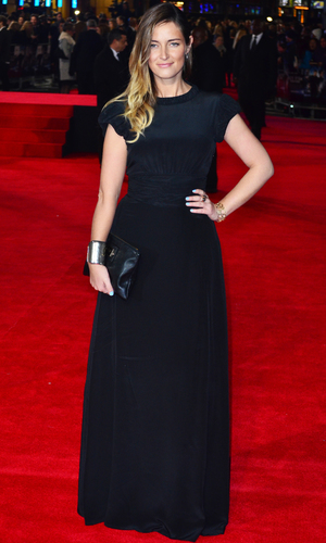 The European Premiere of Jack Ryan: Shadow Recruit held at the Vue Leicester Square, London - 20.1.2014 Fran Newman-Young
