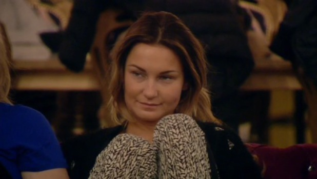 Sam Faiers faces nomination in Celebrity big brother - 20 Jan 2014