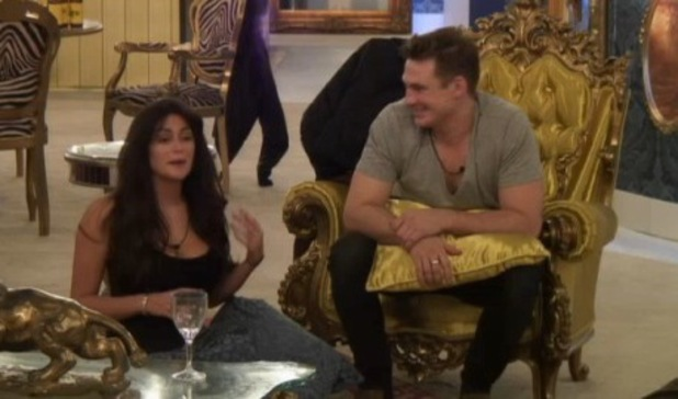 Celebrity Big Brother's Casey Batchelor says she and Lee Ryan are friends with benefits - 19 Jan 2014