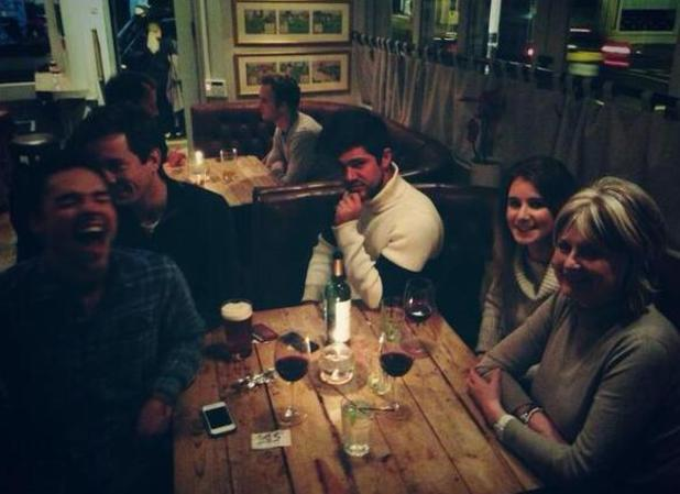 Made In Chelsea: Andy Jordan goes out for dinner with Alex Mytton and Binky Felstead.