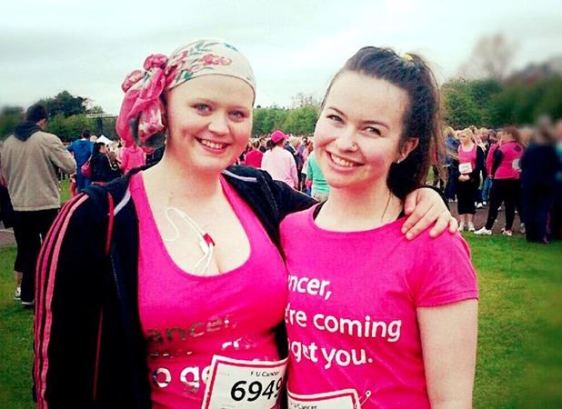 Amy Quinn, my GP said I was a grumpy teen - but I had cancer