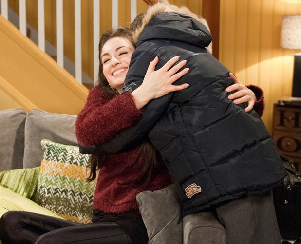 Emmerdale, Jacob wants Leyla to stay, Mon 27 Jan