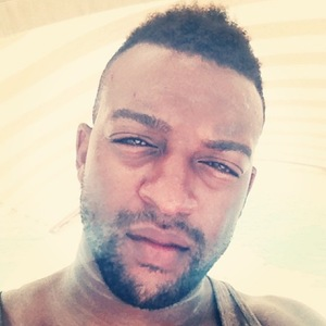 Oritse Williams sunbathing on the beach in Maradiva.
