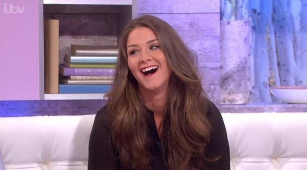Brooke Vincent appears on Loose Women - 28 Jan 2014