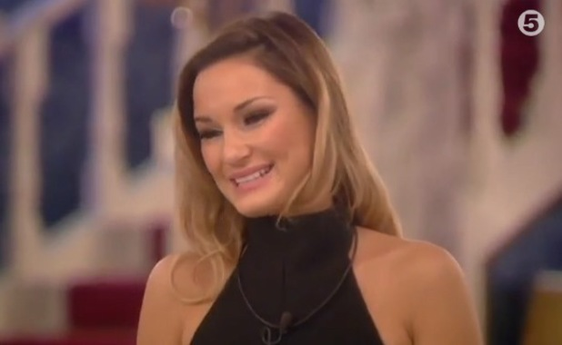 CBB's Sam Faiers talks about her illness -29 Jan 2014