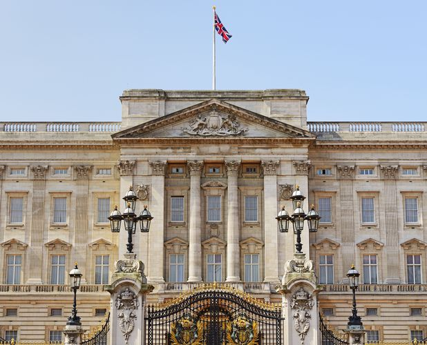 Buckingham Palace, Queen advertises for a cleaner