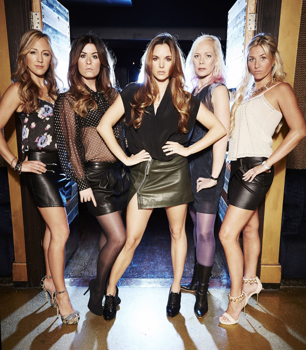GIRL THING - NIKKI, ANIKA, JODIE, MICHELLE and LINZI - The Big Reunion - Jan 2014