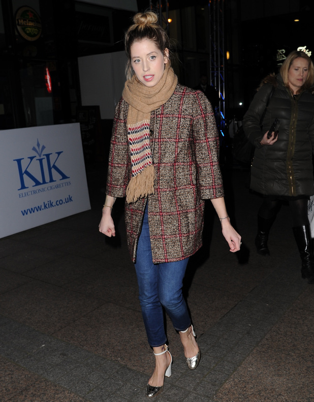 Peaches Geldof at KiK e-cigarettes launch party held at Épernay, Manchester - 29.1.2014