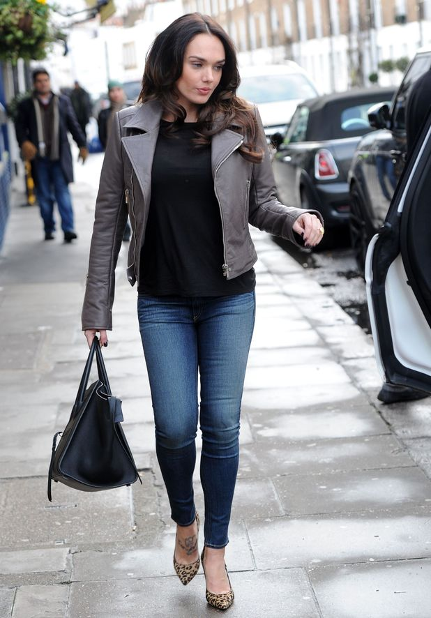 Tamara Ecclestone out and about, London, Britain - 28 Jan 2014