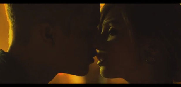 Justin Bieber: still from his Confident music video, released 29 January 2014