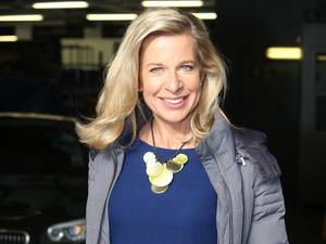 Katie Hopkins outside the ITV studios, London - 2013