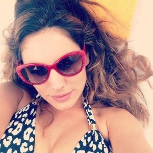 Kelly Brook on holiday in Miami with rumoured boyfriend David McIntosh - 2.2.2014