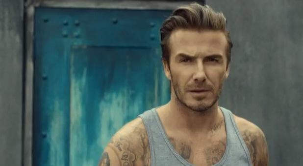 David Beckham for H&M Campaign Video - 2 February 2014