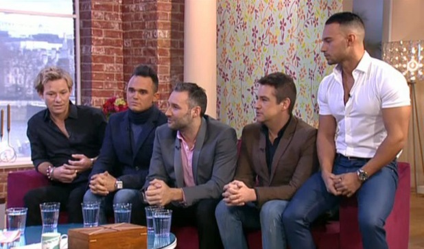5th Story appear on The Big Reunion - 3 Feb 2014