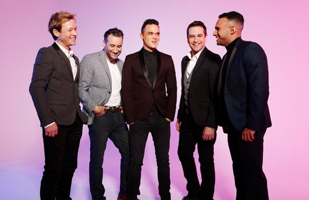 The Big Reunion, 5th Story, Reveal exclusive shoot, January 2014