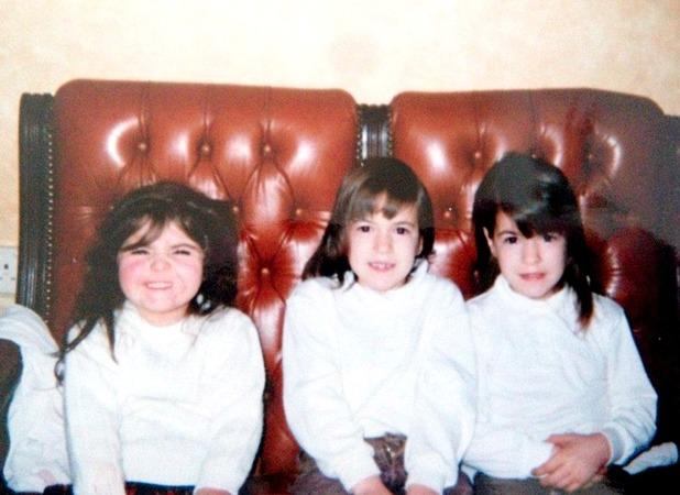 Louise Defraitas-Velloza, my triplet tried to kill me
