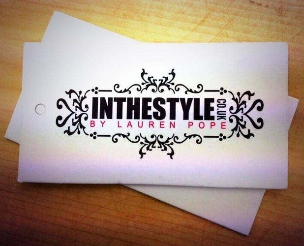 Lauren Pope launches clothing collection for InTheStyle.co.uk - 3 February 2014