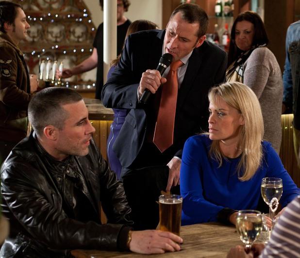 Hollyoaks, Tony lays into Trevor, Tue 4 Feb