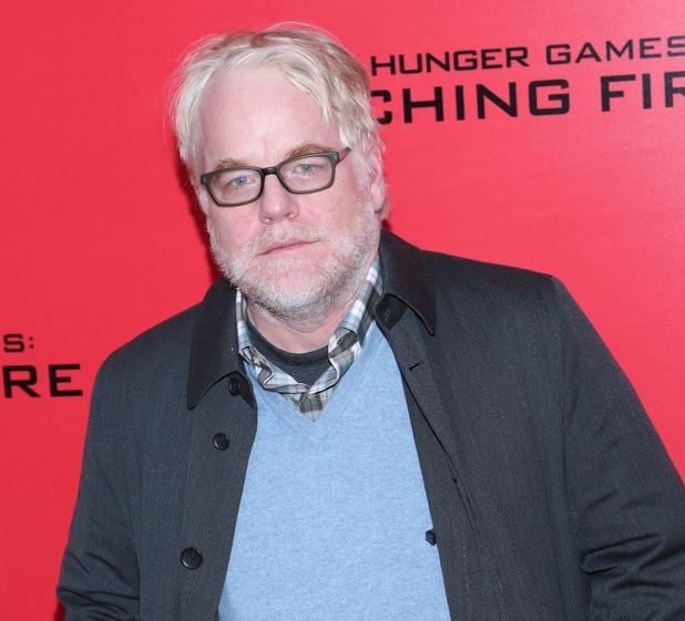 Special screening of 'The Hunger Games: Catching Fire' on November 20, 2013 in New York City. Philip Seymour Hoffman