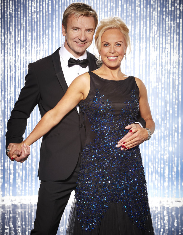 Christopher Dean and Jayne Torvill - Dancing on Ice 2014