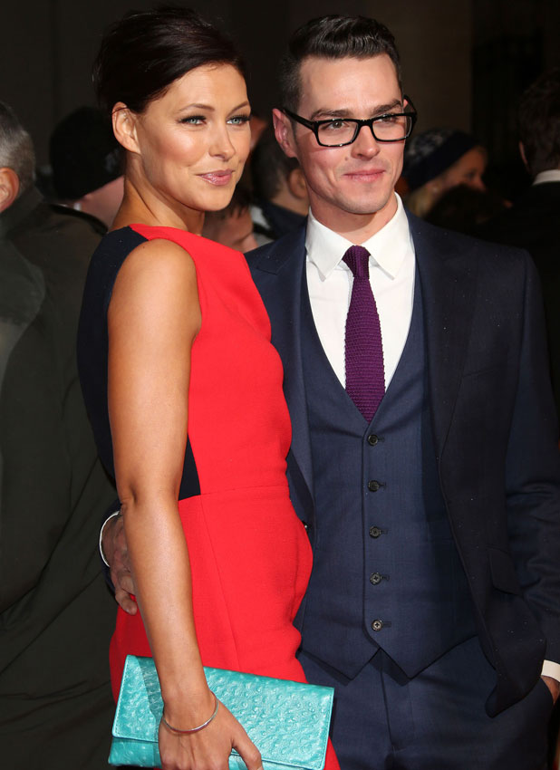 Emma Willis and Matt Willis,The Daily Mirror Pride of Britain Awards 2012 held at Grosvenor House hotel - Arrivals London, England - 29.10.12