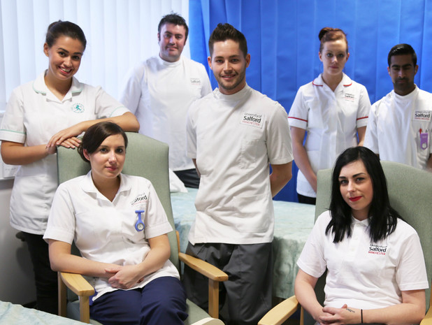 Student Nurses: Bedpans and Bandages, Fri 14 Feb
