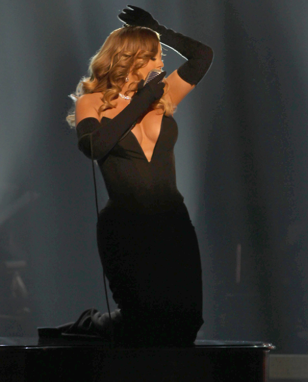 Mariah Carey at the BET Honors 2014 held at Warner Theater - Washington, United States. (8 February 2014).