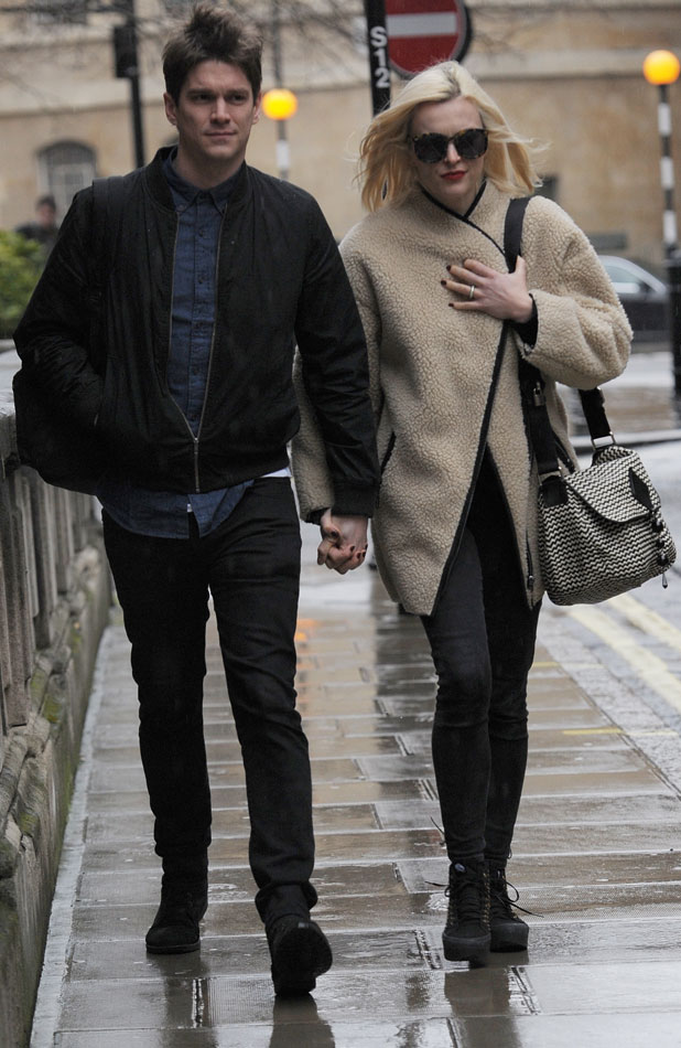 Fearne Cotton and Jesse Wood leaving Radio 1, 12 February 2014