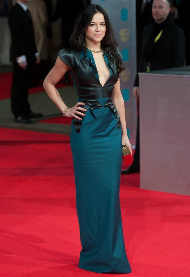 BAFTAs 2014: Michelle Rodriguez