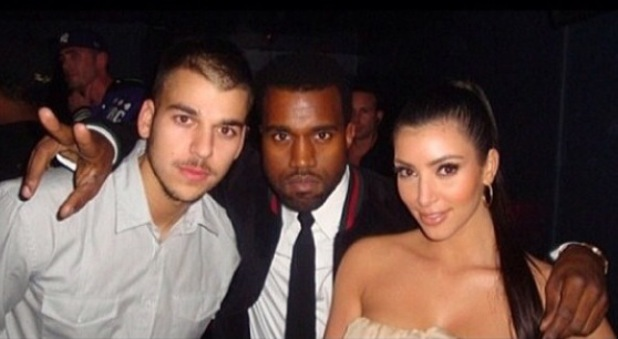 Kim Kardashian shares a throwback picture from 2008 - 20 Feb 2014