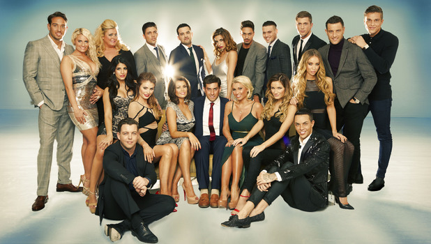 The Only Way Is Essex cast - series 11 - February 2014.Featured: James Lock, Danielle Armstrong, Gemma Collins, Tom Pearce, Ricky Rayment, Ferne McCann, Mario Falcone, Charlie Sims, Dan Osborne, Elliott Wright, Lewis Bloor, Jasmin Walia, Chloe Sims, Jessica Wright, James 'Arg' Argent, Billie Faiers, Sam Faiers, Lauren Pope, James 'Diags' Bennewith and Bobby Norris.