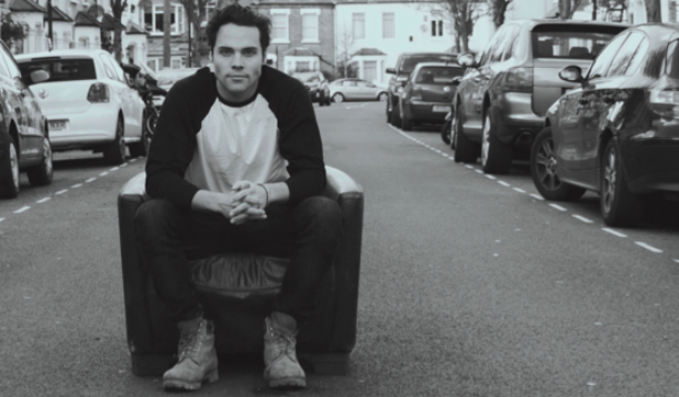 Made In Chelsea's Andy Jordan announces 2014 UK and Ireland tour dates for the summer (19 February 2014).