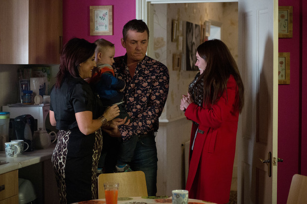 EastEnders, Stacey back, Tue 18 Feb