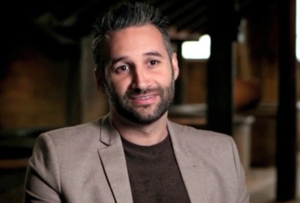 Dane Bowers on The Big Reunion - 20 Feb 2014