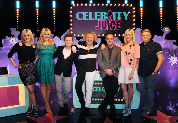The new Celebrity Juice team captain has been announced ...