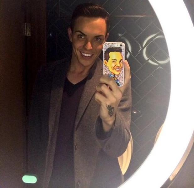 TOWIE's Bobby Norris enjoys night out at karaoke with Jessica Wright - 18 Feb 2014