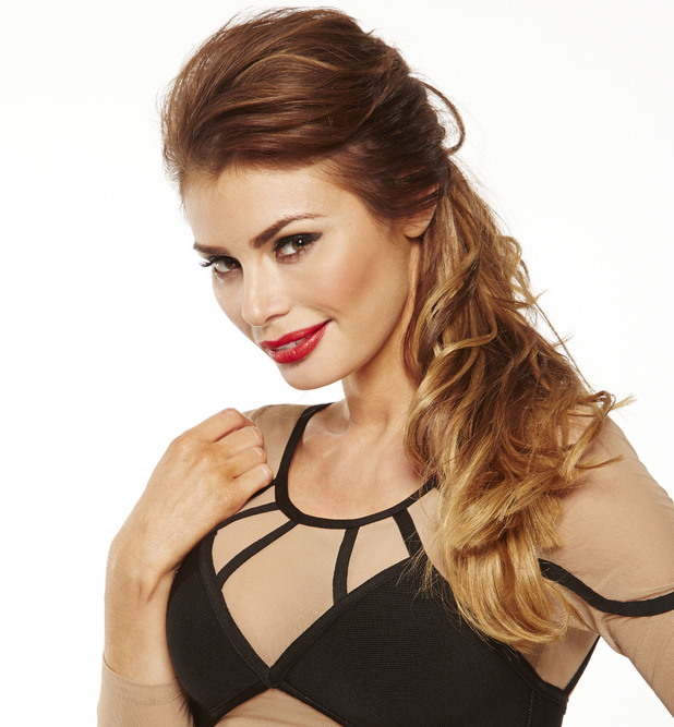 The Only Way Is Essex promo photos for series 11 (February 2014): Chloe Sims