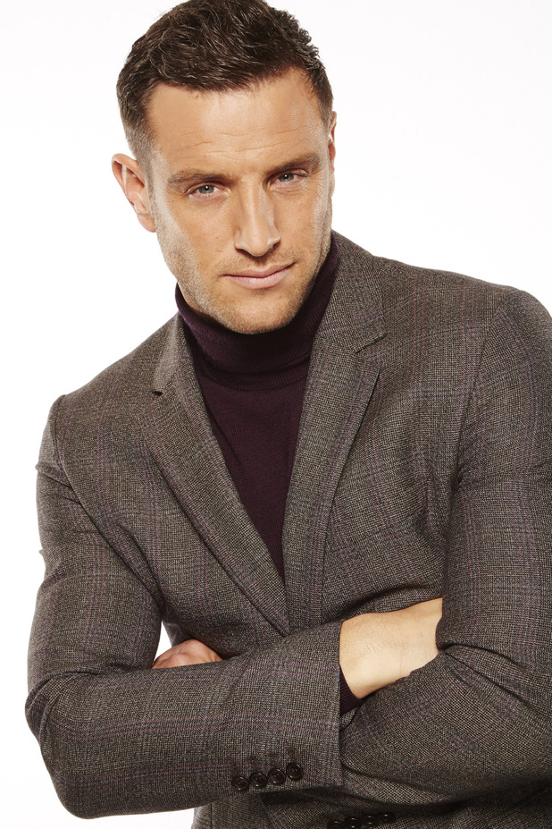 The Only Way Is Essex promo photos for series 11 (February 2014): Elliott Wright
