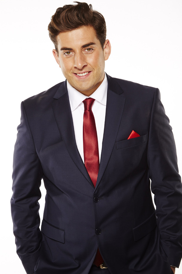 The Only Way Is Essex promo photos for series 11 (February 2014): James 'Arg' Argent.