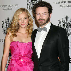 Bijou Phillips and Danny Masterson, The Grand Opening of the SLS hotel in Beverly Hills - Arrivals Los Angeles, California - 04.12.08